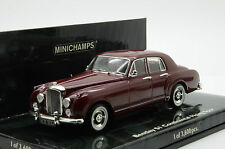 Bentley S1 Continental Flying Spur 1955 Red Minichamps 139550 1/43