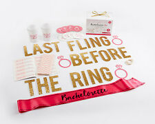 66 Piece Last Fling Bachelorette Kit Bachelorette Party Decorations Kit
