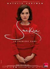 Affiche Pliée 120x160cm JACKIE (2017) Natalie Portman, Peter Sarsgaard NEUVE