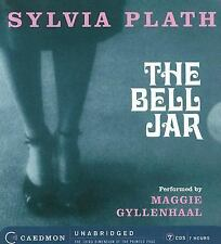 The Bell Jar by Sylvia Plath (2006, CD, Unabridged) New