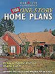 Home Plans: 508 One-Story Home Plans (2000, Paperback)