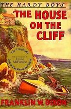 The House on the Cliff (Hardy Boys, Book 2)-ExLibrary