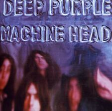 Machine Head - Deep Purple (CD Used Very Good)