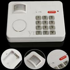 PIR Wireless Motion Sensor Burglar Alarm with Security Keypad Home Door Garage