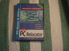 PC Relocator (PC, 2001) Easily moves everything to your new PC    NEW