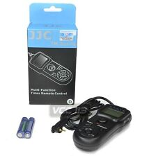 JJC TM-D REMOTE SHUTTER RELEASE LCD FOR PANASONIC DMC-FZ20 GH1 GH2 DMW-RSL1