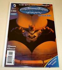 BATMAN INCORPORATED # 13 COMBO-PACK  DC Comic  Sept 2013  NM Polybagged