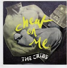 (GQ102) The Cribs, Cheat On Me - 2009 DJ CD
