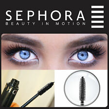 SEPHORA MASCARA Full Action Extreme Effect Mascara Black FULL Size 0.47 Oz