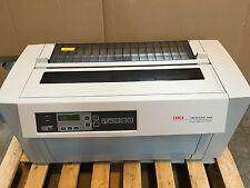 OKI Microline 4410 Heavy Duty Wide Format Industial Dot Matrix Printer Warranty