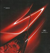 Auto Brochure - Infiniti - Product Line Overview - 2008  (A1055)