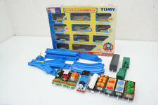 TOMY Plarail Thomas and Freight Cars Model Railway in Stock