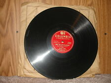 Columbia 37920 Buddy Clark - Don't You Love Me Anymore/The Little Old Mill 1947