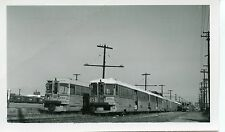 6E463 RP 1950s SAN FRANCISCO BAY AREA TRANSIT RAILROAD CAR #140 104