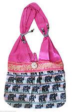 INDIAN WOMEN SHOULDER BAGS VINTAGE HANDMADE MULTICOLOR HAND BAG NEW FOR SALE