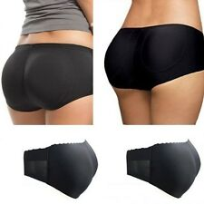 Hip Butt Booster Seamless Padded Enhancer Booty Panty Underwear Shaper M Size AA