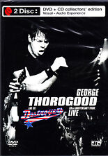 GEORGE THOROGOOD & DESTROYERS 30th anniversary tour live DVD + CD NEU OVP/Sealed