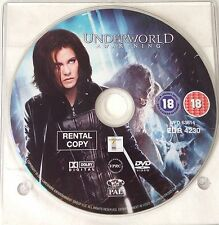 DVD: UNDERWORLD AWAKENING 2012 - Rated 18 - disc only - replacement