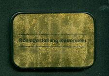 Alter Werbe - Spiegel Raumgestaltung Kettemann Bad Dürkheim 1960er Pfalz