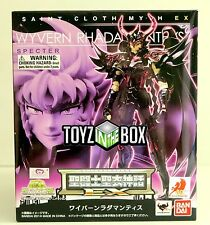 "In STOCK Saint Seiya Myth Cloth EX ""Wyvern Rhadamanthys"" Action Figure Bandai"