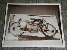 OLD VINTAGE MOTORCYCLE PICTURE PHOTOGRAPH BMW BIKE