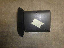 Lower Steering Column Cover 99 00 01 02 03 04 Ford Black Mustang Coupe 5 Sp OEM