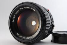 """""""Near Mint"""" Canon New FD 50mm F/1.2 MF Lens Free Shipping From Japan A820"""
