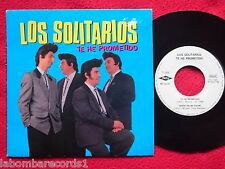 "LOS SOLITARIOS Te He Prometido 7"" SINGLE 1988 TWINS SPANISH ROCKABILLY (EX-/EX)8"