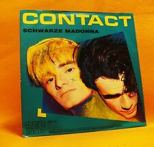 "7"" Single Vinyl 45 Contact Schwarze Madonna 2TR 1987 (MINT) New Wave RARE !"