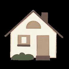 """Quickutz/Lifestyle Crafts """"REV 0215-S Revolution Die """"House"""""""