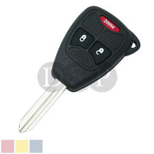 Replacement Key Shell fit for CHRYSLER DODGE JEEP Remote Key Case 3B Panic 752B