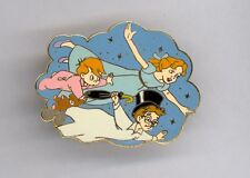 Walt Disney World Peter Pan Wendy Michael & John Darling Flying Pin