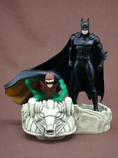 BATMAN FOREVER BATMAN AND ROBIN DIORAMA STATUE #64 OF 5000 w/COA  BY APPLAUSE