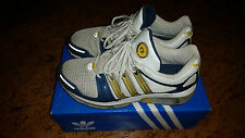 Adidas a3 Twin Strike II Running Shoe 2003 US 9,5 UK 9 EU 43,5 Carl Zeiss Jena