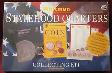 Whitman Statehood Quarters Collecting Kit