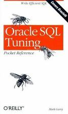 Oracle SQL Tuning Pocket Reference by Mark Gurry (2002, Paperback)