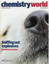 Chemistry World - May 2012 - Royal Society of Chem - sniffing out explosives