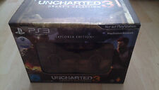 Uncharted 3 Drake's Deception -- Explorer Edition Sony PlayStation 3 NEU NEW PS3