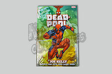 Marvel Deadpool Hardcover Omnibus #1-33 Joe Kelly Vol 1 - BRAND NEW SEALED - OOP