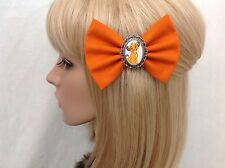 The Lion King Simba hair bow clip rockabilly pin up disney cute orange girls