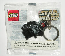 LEGO Star Wars DARTH MAUL MINIFIGURE KEYCHAIN Polybag NEW SEALED 1999