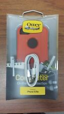 OtterBox [Commuter Series] For iPhone 5/5s  Bolt With Original Charging Cable