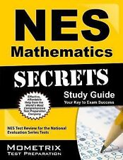 NES Mathematics Secrets Study Guide : NES Test Review for the National...