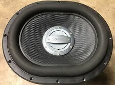 "New Old School Boston Acoustics SPG-555 13"" Competition Subwoofer,Rare,2 Ohm,USA"