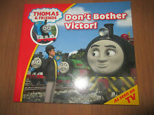 Thomas & Friends Story book. Don't bother Victor