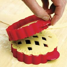 NORPRO LATTICE Pie Dough Dumpling Mould Press NP1042  N