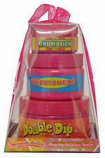 Swizzels Fizzy Fun Bathtime Treats 80's Retro Refreshers Drumstick Double Dip