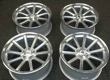 "19"" BMW 3 SERIES CSL E91 DEEP SPOKE CONCAVE ALLOYS WHEELS  5X120"