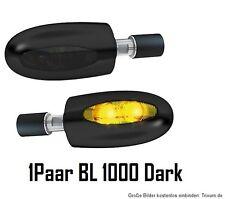 2x Kellermann Lenkerendenblinker Satz BL 1000 Dark LED black