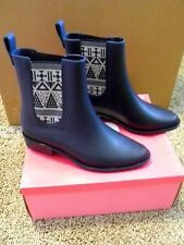 Brand New Mel By Melissa Big Plum Rainboot Size: 9 Color: Blue 01030